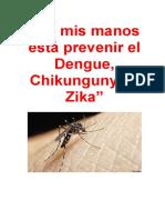 Frase Del Zika