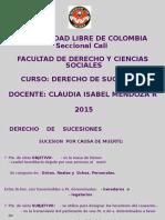 Curso - Sucesiones- 2015 - ok 1.pptx