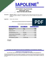 BAPOLENE HDPE 3257U.pdf