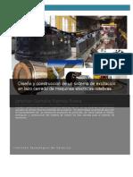 Diseño y construcción de un sistema de exitación en lazo cerrado de maquinas eléctricas rotativas