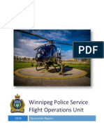 Full report on the Winnipeg Police Service Flight Operations Unit