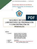 327631418-2-Informe-de-Laboratorio-de-Preparacion-y-Concentracion-de-Minerales.docx