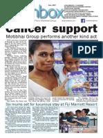 Motibhai Group Newsletter June, 2017 Issue
