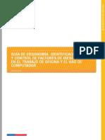 Pc Oficina Salud Ergonomia Chile