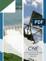 Politica Energetica Paraguay 2010-2024