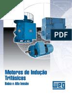 4-55 - Motores Trifásicos - At BT Linha H e M