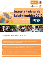 ENSANUT2012_PresentacionOficialCorta_09Nov2012