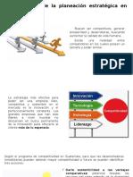 Futuro de La Planeación Estrategica en Guatemala