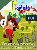 Teatro O Flautista Dos Pinheirinhos