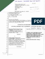 1 Cv09-3852 Deutsche Bank Dbntc v. Fdic, Indymac, Onewest Complaint-ocr