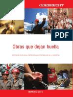 Odebrechtargentina Memoriarseysustentabilidad2010 130923093329 Phpapp02
