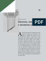 Historia Antiga -  Introdução