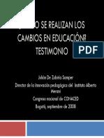 Como se realizán los cambios en educación.pdf
