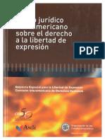 Marco Juridico Interamericano sobre el derecho a la libertad de expresion.pdf