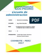 Empresa Top en El Mundo y en El Peru