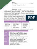 Guía de Trabajo Modelo ISI