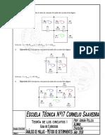 Corriente de mallas - Tension de nodos (guia de ejercicios).pdf