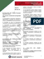 297 121311 Isol Previdencario Inss Direito Previdenciario Parte II Questoes 68 a 79