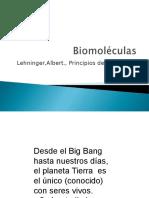 Biomoléculas Presentación Ene 2014 2015 Sept (2)