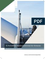 Environmental Portfolio Brochure (ES)