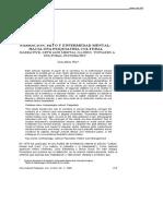 Uribe1999 Narracin Mito y Enfermedad Mental Revcolombpsiq