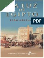Leonardo Sciascia_Elarchivo de Egipto