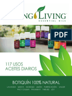Young Living 117 Usos
