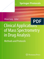 Clinica Applications of Mass Spectrometry in Drug Analysis - Methods and Protocols GARG 2016.pdf