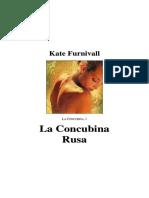 La Concubina Rusa - Kate Furnivall