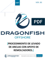 DF-PRT-OPE-007 Levado de Anclas Con Apoyo de Remolcadores
