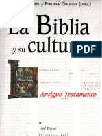 La Biblia y Su Cultura a.T - Michel Quesnel 2