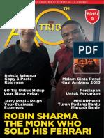 Majalah AO Tribe Edisi Januari #9