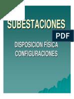 Subestaciones Disposicion Fisica y Configuraciones