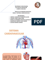 TRASTORNOS-sistema Cardiovascular