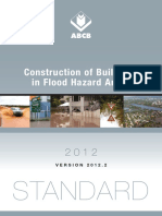 Construction of Buildings in Flood Hazard Areas 2 0 1 2 V E