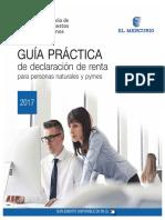 Guia Practica Declaración de renta Chile 2017