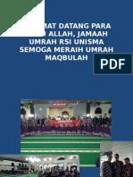 SELAMAT DATANG PARA TAMU ALLAH, JAMAAH UMRAH.pptx
