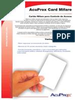 DS AcuProx Card Mifare