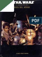 Star Wars - D20 - Guía Del Héroe