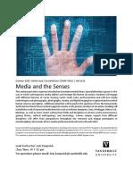 f16 Media and the Senses Syllabus