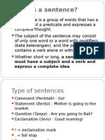 06 Sentences
