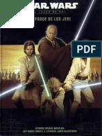 Star Wars - D20 - El Poder de Los Jedi