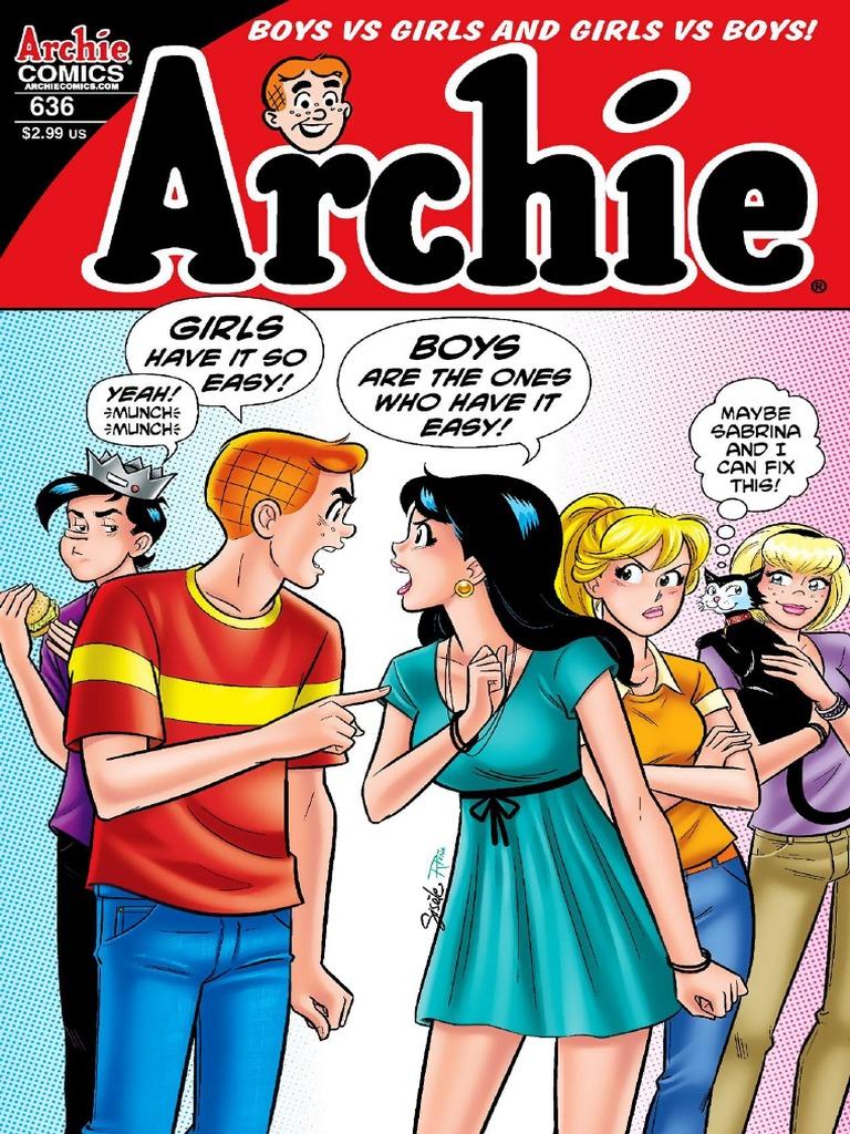 Archie Comics Pdf