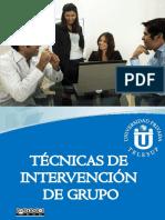 Técnicas de Intervención de Grupos_psi
