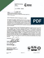 Respuesta Peticio Señor Sergio Andres Mendez Valencia