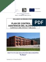 Plan de control de asistencia
