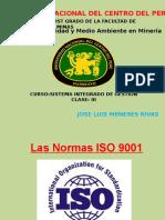 CLASE  III-25-06-14 ISO 9001