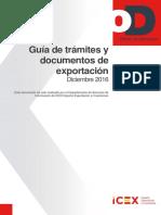 GUIA DE TRAMITES 2016
