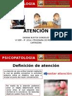 la atención-psicología