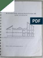 Dibujo Arquitectonico Hilda Casimiro